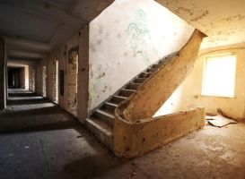 Stairs by AnneWillems