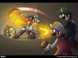 Hero of the Koopas by TheBourgyman