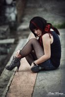 Emo Girl II by RickyThomson