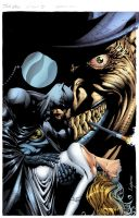 The Dark Knight my colors by Javilaparra