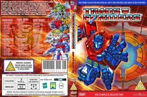 Transformers dvd cover 2 by cutnpaste-since2011