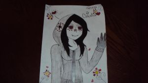 Claudia (Anime) by AT-Marceline