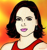 Lana Parrilla by MLostGirl