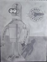 Bender by StarvingArtist16