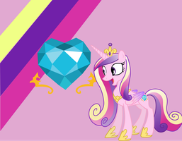 Cadance WP(wallpaper) by MiAmoreCadence