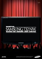 New Samsung 732 NW WideScreen by fabioara