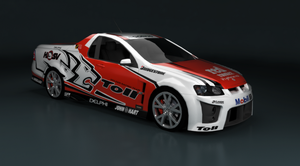 Holden Maloo HSV R8 by MaxEvil3D