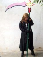 Marluxia Cosplay by sefie-ireth