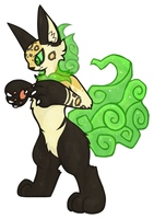 Legendary Faybell Adopt - [Closed] by EiraFantasy