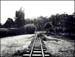 Railway by HQheart