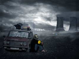 Tomanip end of the world by ZuzuGraph