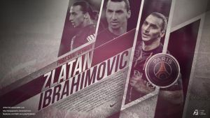 Zlatan by EsegaGraphic