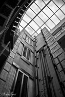 _inside the city of glass_ by SorrowScavenger