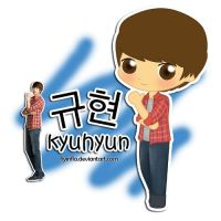 SPAO chibis - Kyuhyun by flyinfLa