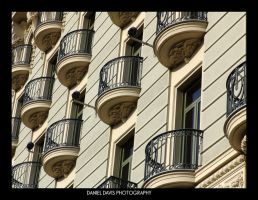 Catalonian Balconies by squarepush