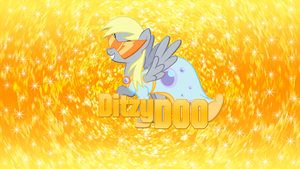 Ditzy Doo wallpaper 1 by JamesG2498