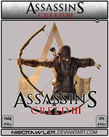 Assassin's Creed 3 Icon v4 by Ni8crawler