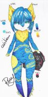 Theo - Bio Update! by WhoIAm923