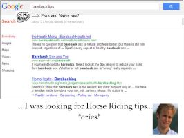 Google is a Troll to the Naive Mind by Horse-LuverBB