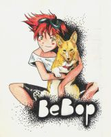 Bebop by misscoup