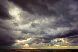 Obscured by Clouds by ahermin