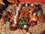 Sock yarn stash by Isolated-Design