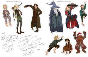 you shall be the fellowship of the ring by murr-ma-ing
