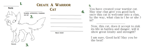 Create Your Warrior Cat by Rainbow-Wolf-Tails