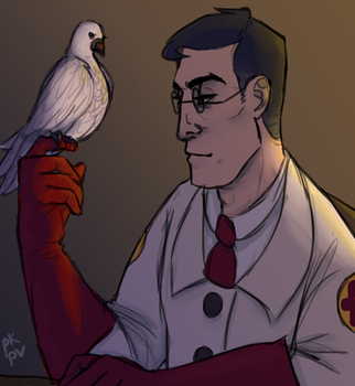 medic by alliecatdanielle