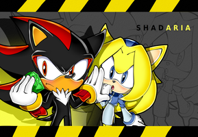 0o. Shadaria Wallpaper .o0 by PauliCat-24