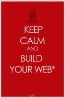 Spiderman_Keep_Calm_Poster by veeradesigns