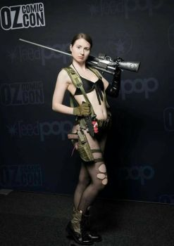 Quiet - MGS V  by gaming-goddess