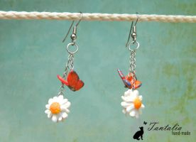 Earrings Summer by Tantalia