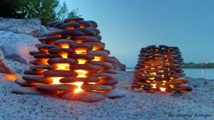 Land art from Hungary by tamas kanya by tom-tom1969