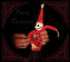 Merry Christmas by DarkDollArt