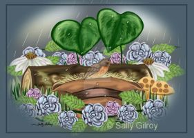 Shelter From The Rain SGG by sallygilroy
