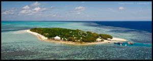 Heron Island 2 by Dominion-Photography