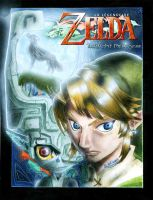 Zelda Twilight Princess Poster by bdec