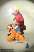 Acen 2010 : Ultimate Ninja's by roxastuskiomi