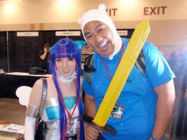 AdventureTime at PCC-10 by Mango-Monkey-Boy