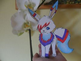 Paperchild ~ SoulEevee99 by AbsoluteTook
