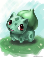 Bulbasaur by converse