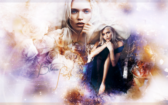 Bloom forth by elleise