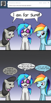 Ask everypony 14 by Kiyoshiii