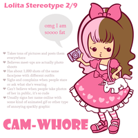 Lolita Stereotype 2 of 9 by wolfypuppy