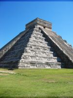Chichen Itza by raspete
