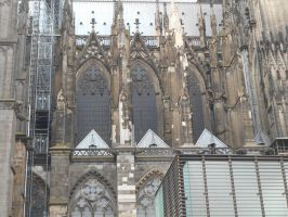 The Cathedral of Colonia (Germany) #3 by BloodyBetty666