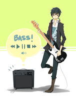 Bass. by strawberry-queen1