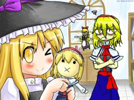 Marisa Stole The Precious Doll by Porforever