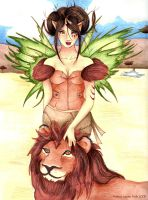 Lioness by Audriana